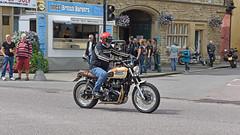 Finest British Bobbers... (Harleynik Rides Again.) Tags: triumph bobber bike motorcycle calnebikemeet biker wiltshire harleynikridesagain