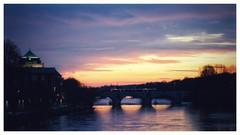 Soleil de feu. Printemps 2019. La Loire. Ville de Tours.  #toursmaville #tourscity #touraine #loire #loirevalley #pontwilson (ol_pirot) Tags: touraine pontwilson toursmaville loire loirevalley tourscity france sunset coucherdesoleil villedetours pont bridge