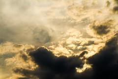 Nebulous Grey (eanwe) Tags: cloud light sky sunlight