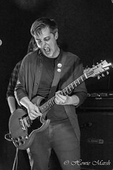 Day 81: Headrush (Howie1967) Tags: guitar electric gibson sg live music rock norwich brickmakers b2 gurning