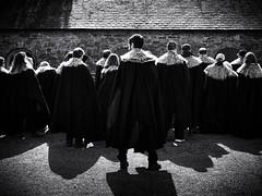 A Murder of Crows (Feldore) Tags: strangford game thrones castle ward winterfell tour fans cloaks dressedup northern ireland irish ominous strange feldore mchugh em1 olympus 1240mm