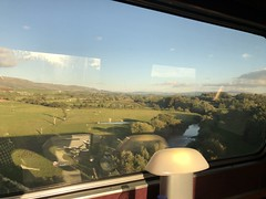Photo of Crossing Ormside Viaduct on the Settle Carlisle line