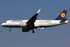Lufthansa | Airbus A320-200N | D-AIND | London Heathrow (Dennis HKG) Tags: aircraft airplane airport plane planespotting staralliance canon 7d 100400 london heathrow egll lhr lufthansa dlh lh airbus a320 airbusa320 a320neo airbusa320neo a20n sharklets daind