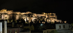 Akropolis, Athens (S-Antibes) Tags: acropolis akropolis athens athen greece antike panoramic panorama history lighting culture heritage worldheritage night city lights monument europe sokrates plato