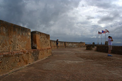 Atop Ft San Cristobal (Light Orchard) Tags: caribbean historic history spain spanish espana españa fort sanjuan travel defense puertorico vacation trip holiday cruise oceania ©2019lightorchard bruceschneider