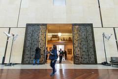 Giant Doors (BrianLy) Tags: photowalk barnesfoundation philadelphia fairmount pennsylvania unitedstatesofamerica us