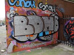 Schuttersveld (oerendhard1) Tags: graffiti streetart urban art rotterdam oerendhard crooswijk schuttersveld bomb