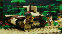 Conquest of China (Force Movies Productions) Tags: war weapons wwii wars world eastern rifles rifle toy toys trooper troop troops troopers tanks youtube ii officer photograpgh photo photograph picture pose photography animation asia asian army scene stopmotion soldier soldiers firearms film guns gear gun helmet helmets humor history hats japanese japan lego legophotograghy legophotography custom conflict cool china chinese bricks brickfilm brickarms brickizimo brickmania brick nation minfig minifig military minifigs minifigure movie moc militia