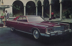 1976 Ford Marquis Brougham Promotional Postcard from Barile Ford - Valparaiso, Indiana (Shook Photos) Tags: postcard postcards chrome chromepostcard chromepostcards chromelithograph car cars auto automobile automobiles barileford ford valparaisoindiana valparaiso indiana portercounty cardealer cardealership dealership