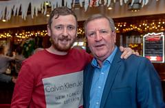 footballlegends_331 (Niall Collins Photography) Tags: ronnie whelan ray houghton jobstown house tallaght dublin ireland pub 2018 john kilbride