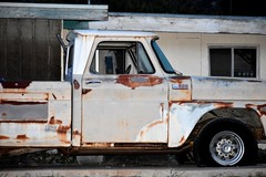 Old Chevy truck (thomasgorman1) Tags: flash truck nikon chevy az arizona rust