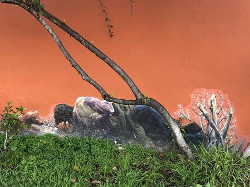 Mural, Dept of Recreation, Berkeley