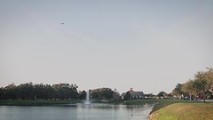 plane over lake (Ricardo's Photography (Thanks to all the fans!!!)) Tags: video b roll anthem park florida nature sony saintcloudfl centralflorida cinematic videolibrary freevideos 1080pvideos 1080p freefootage footage sonyvideos