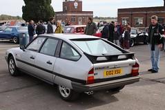 E102 XSU (2) (Nivek.Old.Gold) Tags: 1988 citroen cx 25 gti turbo 2 abs