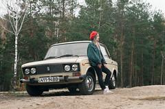 (coastal driver) Tags: prakticamtl prakticamtl3 mtl mtl3 film analog ukraine пленка украина fuji fujicolor c200 retro zhiguli lada 1300sl жигули ваз ваз2106 коростишів коростышев