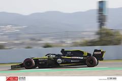 1902280609_ricciardo (Circuit de Barcelona-Catalunya) Tags: f1 formula1 automobilisme circuitdebarcelonacatalunya barcelona montmelo fia fea fca racc mercedes ferrari redbull tororosso mclaren williams pirelli hass racingpoint rodadeter catalunyaspain