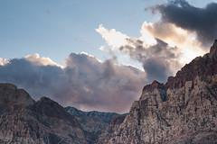 P1170153 (db917) Tags: sunset travel vegas redrocks nevada desert mountains