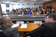 CDH - Comissão de Direitos Humanos e Legislação Participativa (Senado Federal) Tags: cdh audiênciapúblicainterativa previdênciaetrabalho aposentado pensionista antônioqueiroz senadorpaulopaimptrs senadorstyvensonvalentimpodern senadoreduardogirãopodece brasília df brasil bra