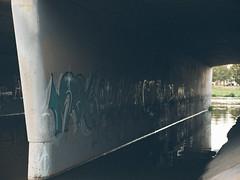 P1022403 (Claussm) Tags: vsco arizona az bridge gh5 lumix wash flood graffiti