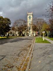 Cobourg Anglican Church Cobourg Ontario Canada October 2013 (MartinoG52) Tags: 2013 canada ontario cobourg anglicanchurch cobourganglicanchurchcobourgontariocanadaoctober2013