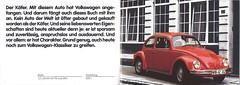 1983 Volkswagen 1200L (Hugo-90) Tags: kafer coccinelle beetle volkswagen brochure ads advertising 1200l vw 1983 mexican