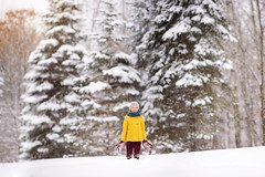 Still working through February! (Elizabeth Sallee Bauer) Tags: feburary nature blizzard bright child childhood children chld cold colorful extremeweather family fun girl happiness kid outdoors outside playing snow snowfall snowing together weather white winter