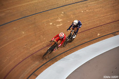 DSC_0008 (Ronan Caroff) Tags: cycling cyclisme ciclismo velo bike course race cyclist cyclists cycliste radsport sports sport trackcycling cyclismesurpiste deporte france saintquentinenyvelines velodrome yvelines indoor uci interieur competition