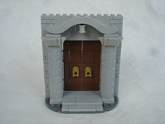 75971 - gate pediment testing (fdsm0376) Tags: lego set review 75971 overwatch blizzard videogame hanzo genji dojo shimada