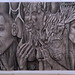 ''Trans'' by Steve A, charcoal, $40.00