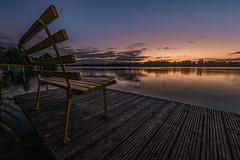 DSC00154 (karstenlützen) Tags: germany brandenburg schlaubetal müllrose grossermüllrosersee jetty waterfront lakeside