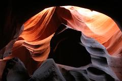 Upper Antelope Canyon (geneward2) Tags: upper antelope canyon page arizone colors rock curves