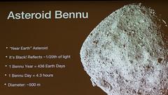 DAK_5310r (crobart) Tags: bennu osirisrex asteroid samplereturn mission rom connects talk public royal ontario museum