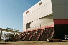 Edit -1-9 (Dane Van) Tags: detroit michigan thejoe joelouisarena redwings hockey arena minolta x700 35mm18 kodak colorplus200 analog film documentary