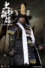 COOMODEL 20190120 CM-SE043 Uesufi Kenshin 上杉谦信 - 05 (Lord Dragon 龍王爺) Tags: 16scale 12inscale onesixthscale actionfigure doll hot toys coomodel samurai