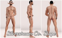 Silverstream Shapes. ( ACE ) Signature Gianni/Catwa Daniel (thanatossilverstream) Tags: secondlife sl catwadaniel daniel signature gianni signaturegianni catwa mesh shape shapes male muscular handsome attractive inworldstore inworld marketplace