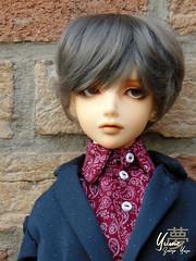 yume_32 (zeroyo yasu) Tags: crobidoll crobi doll naru bjd poupée poupées sd sd13 boy yume rêve portrait