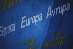 DSC_0307 (SherryFlox) Tags: sofia rilamonastery rila bulgaria plovdiv europe country landscape buildings sunset sky blue green trees people friends walking road