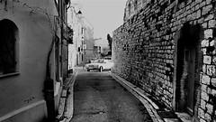 (blazedelacroix) Tags: street blackandwhite mercedes olympus aix blazedelacroix