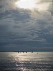 Circling the blue (leistus) Tags: penarthpier coasts colourblue olympusome5ii olympus124028pro penarth