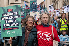 No 3rd Runway High Court hearing - 11 March 2019 (The Weekly Bull) Tags: friendsoftheearth heathrow london ngo royalcourts strand uk airpollution airportexpansion campaigning climatechange environment globalwarming noise pollution thirdrunway