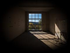 Enjoy the view (michael_hamburg69) Tags: lostplace offthemap abandonedplace urbanexploration urbex heilstätten lungenheilstätte tuberkulose abandoned sanatorium gebäude haus architektur building schwindsucht sanatoriumforlungdiseases phototourmit3daybeard3tagebart
