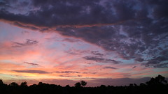 Sunset from Chadstone Shopping Centre, Melbourne (Josh Khaw) Tags: sunset chadstone shopping centre melbourne