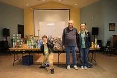Food Drive for the Baptist Temple Food Pantry 1