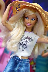 Unicorn Pegasus tee (Annette29aag) Tags: barbie fashion doll unicorn hat photography