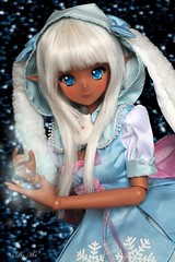 Lya is here ♥ (Mei') Tags: smartdoll smart doll summer smartdollsummer dannychoo danny choo culture japan culturejapan dolls bjd asian toy asiantoy rabbit snow manga kawaii dollfie animedoll anime
