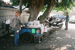 我的紅茶好喝吼 (YL.H) Tags: canon 500n agfa analog film taiwan 底片 彰化 teastall