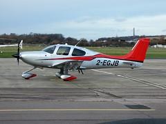 Cirrus SR22  2-EGJB Shoreham (oldpeckhamboy1) Tags: shoreham