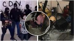Los Zetas del CDN asesinan a dos músicos durante feroz ataque en Tamaulipas (HUNI GAMING) Tags: los zetas del cdn asesinan dos músicos durante feroz ataque en tamaulipas
