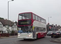 National Express West Midlands Dennis Trident 2/Alexander ALX400 4161 (Y758 TOH) (Liam1419) Tags: y758toh 4161 alexanderalx400 dennistrident2 nationalexpresswestmidlands