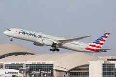 American Airlines Boeing 787-9 Dreamliner N829AN (Mark Harris photography) Tags: spotting lax la canon 5d boeing 787 aa american